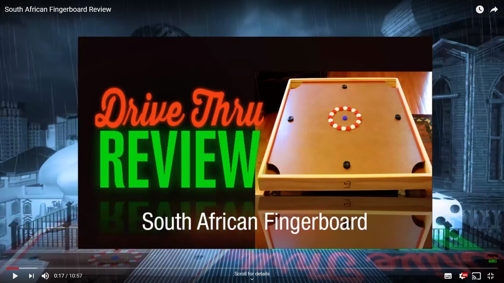 Drive Thru Games Review